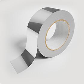 Металлизированный скотч 50 мм х 50 м